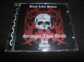 CD - Black Label Society – Stronger Than Death