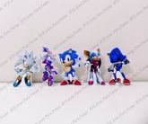 5 displays de mesa - Sonic