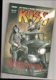 Quadrinhos - KISS - Dressed To Kill