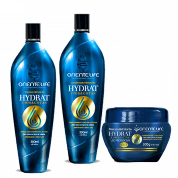 Kit Hydrat Fios e Gotas