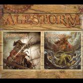 Alestorm – Captain Morgan's Revenge / Leviathan (DigiCD)
