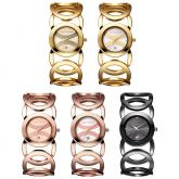 Relógio de ouro relógios mulheres luxo marca de relógios horas data
