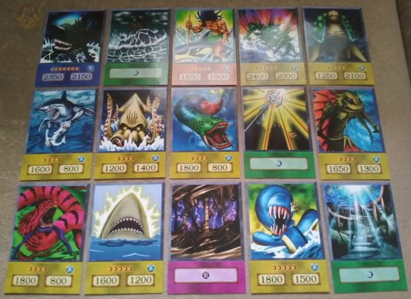 Deck Mako Tsunami 40 Cartas