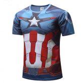 Camiseta Capitão América FF3877