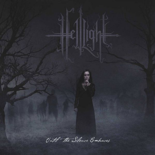 Helllight - Until The Silence Embraces(DigiCD)