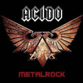 CD - Acido ‎– Metalrock