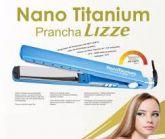 Prancha  220v Nano Titanium Lizze 1 1/4