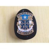 DISTINTIVO POLÍCIA CIVIL DA BAHIA-