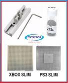 Suporte Reballing + Stencil Xbox E Ps3 Slim + Esfera 0,60