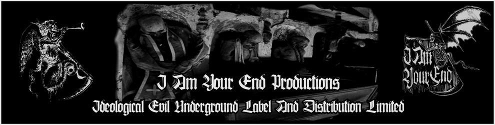 Loja de I Am Your End