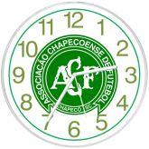 Relógio De Parede Chapecoense
