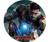 Papel Arroz Homem Homem de Ferro 006 1un