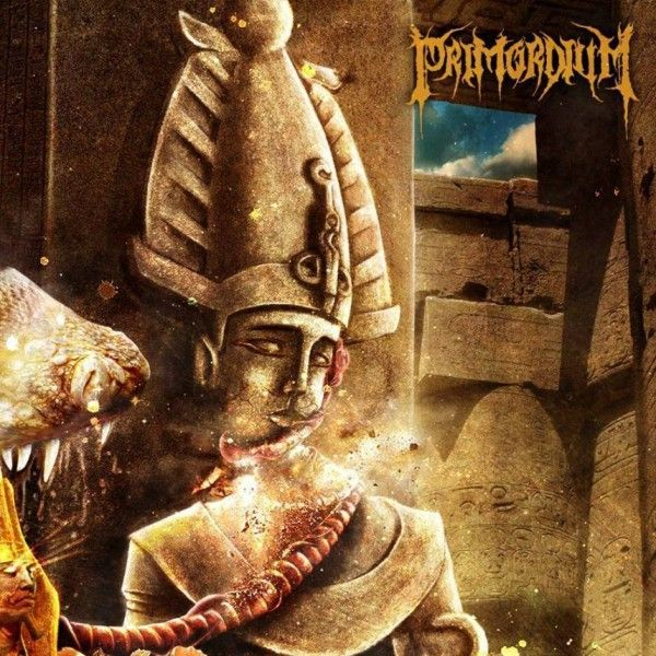 CD Primordium - Todtenbuch