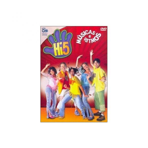 Musical Hi-5 - Músicas E Ritmos (DVD)