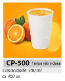 COPO DE ISOPOR MEIWA 500 ML