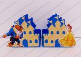 2 caixas castelo - A Bela e a Fera