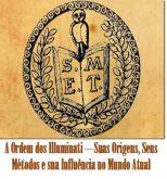 E-book A Ordem dos Illuminati Suas Origens Seus Métodos e Sua Influencia no Mundo Atual