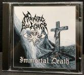 MANIAC BUTCHER - Immortal Death - CD