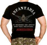 Camiseta Da Infantaria