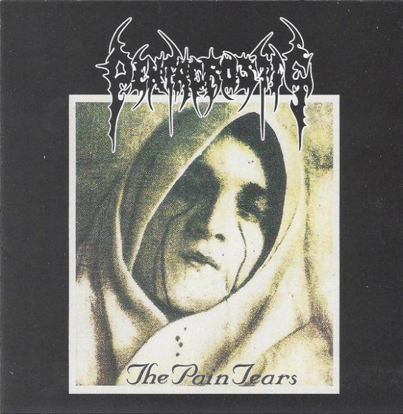 Pentacrostic – The Pain Tears - CD