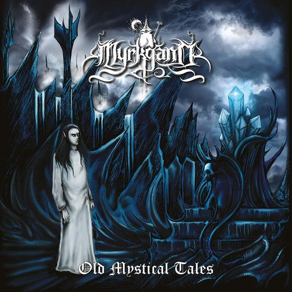 Myrkgand ‎– Old Mystical Tales - Digipack