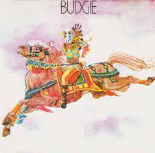 CD - Budgie – Budgie importado