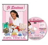 DVD Arte com Papel Vegetal -Volume 1