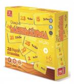 Jogo - Dominó Matemática Adição