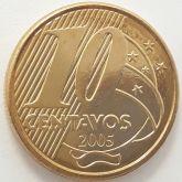 10 Centavos 2005 FC