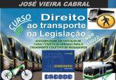 90. Direito ao transporte na legislação
