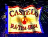 DVDs Seriado Castelo Ra-Tim-Bum -  Contém Filme - Frete grátis