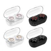 :Fone Bluetooth 5.0 Wireless Headset Binaural Stereo T2