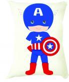 Almofadinha Capitão América