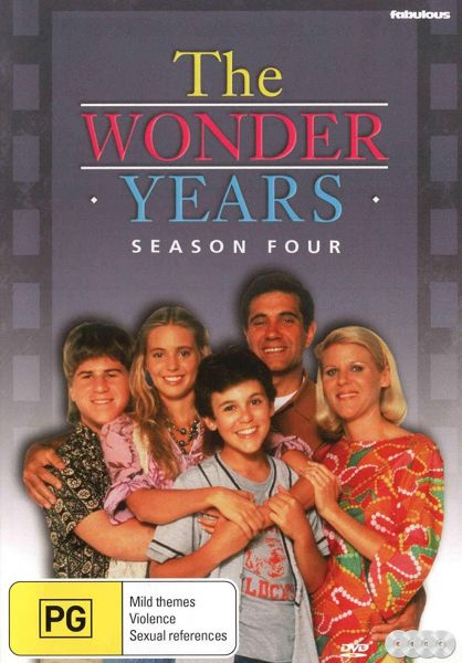 Anos Incríveis 4ª Temporada