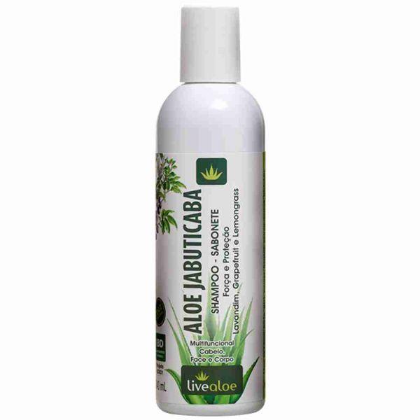 Aloe Jabuticaba Shampoo Sabonete