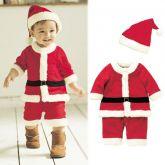 Conjunto Papai Noel Cod 001