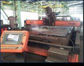 Máquina de Corte a Plasma CNC REDCOM Alta Definição Usada