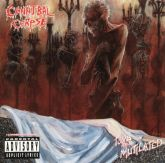 Cannibal Corpse ‎– Tomb Of The Mutilated - CD