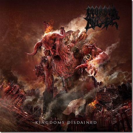 CD Morbid Angel - Kingdoms Disdained (Importado)