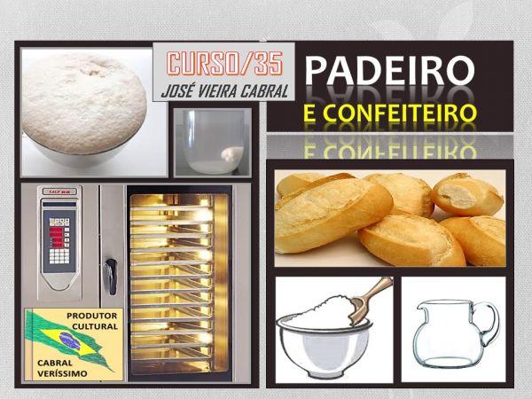 35. PADEIRO E CONFEITEIRO