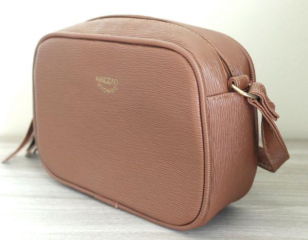 Bolsa feminina Transversal caramelo Arezzo Inspired - Daf Store 6e571a1244