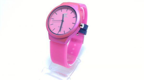 Relógio Adidas Pulseira de Silicone Cores Vivas