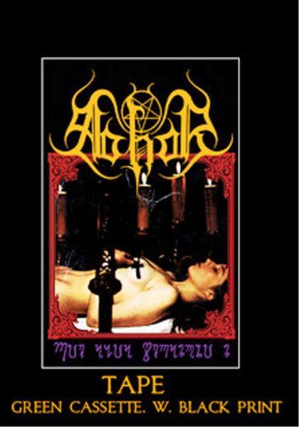 ABHOR - Ritualia Stramonium - CASSETE