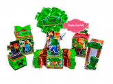 kit Personalisados Minecraft