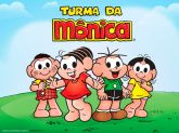 Papel Arroz Turma da Mônica A4 001 1un