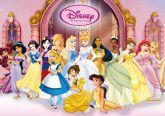 Papel Arroz Princesas A4 008 1un