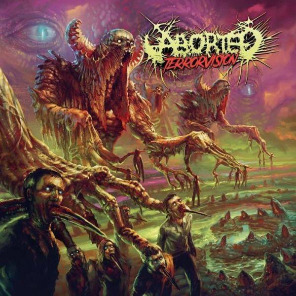 CD - Aborted - TerrorVision