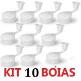 Kit 10 Boias Dosadora Para Filtro De Agua Por Gravidade