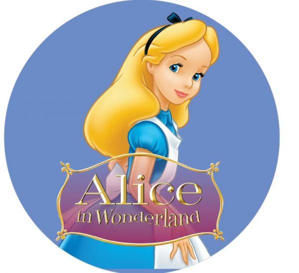 Papel Arroz Alice Redondo 011 1un
