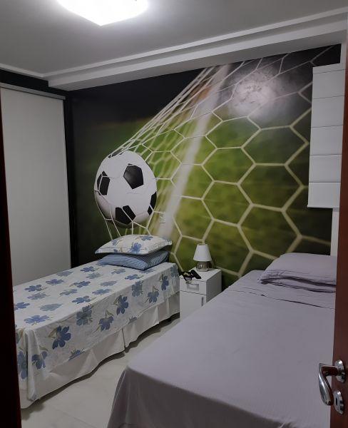 Painel Adesivo Bola de Futebol Gol